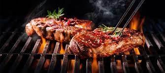 Carne a la parrilla